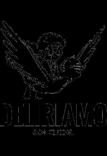 maglietta Pollon loves Deliriamo