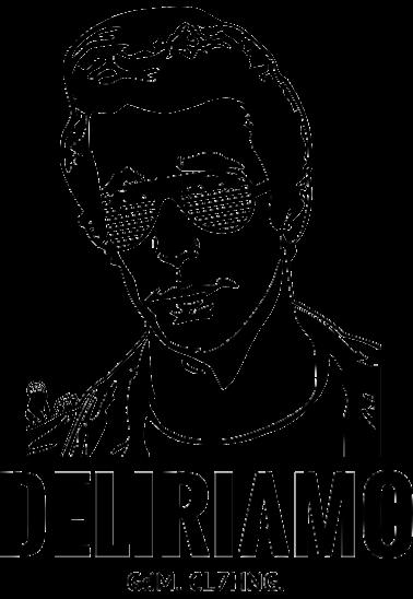 maglietta Fonzie loves Deliriamo ????