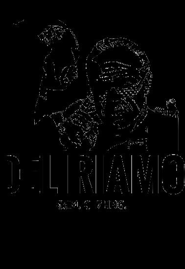 maglietta il Padrino loves Deliriamo