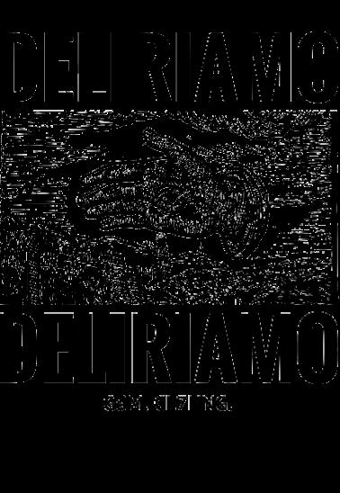 maglietta La mano di Dio ama Deliriamo!