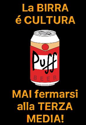 maglietta Beer is culture
