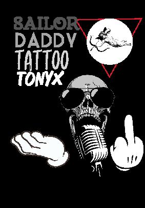 maglietta Tattoo