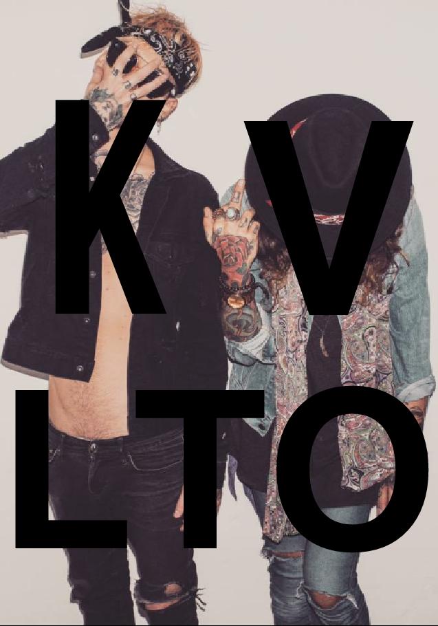 maglietta KVLTO