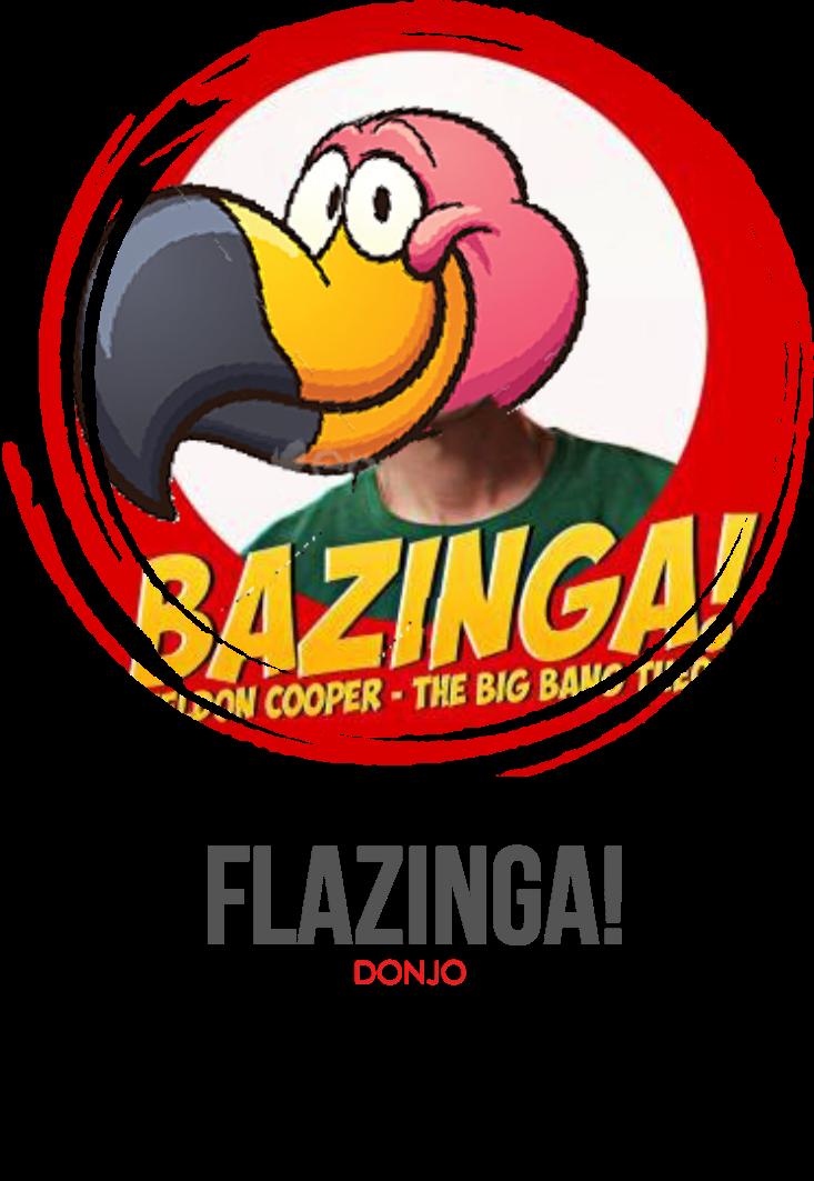 maglietta Flazinga!