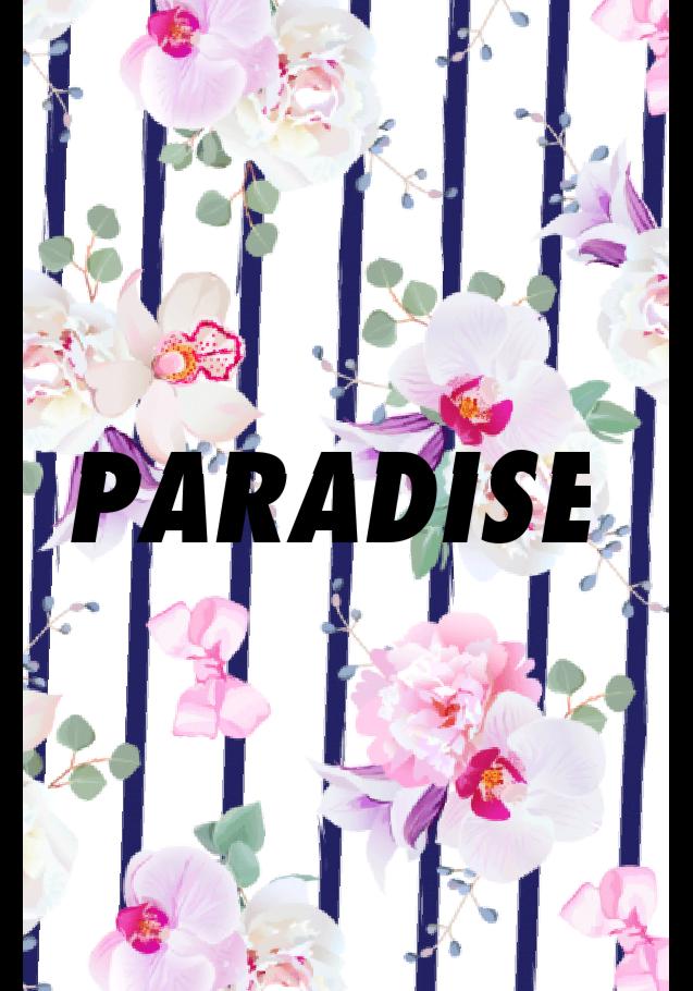 maglietta Paradise