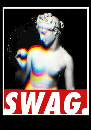 maglietta Art Swag