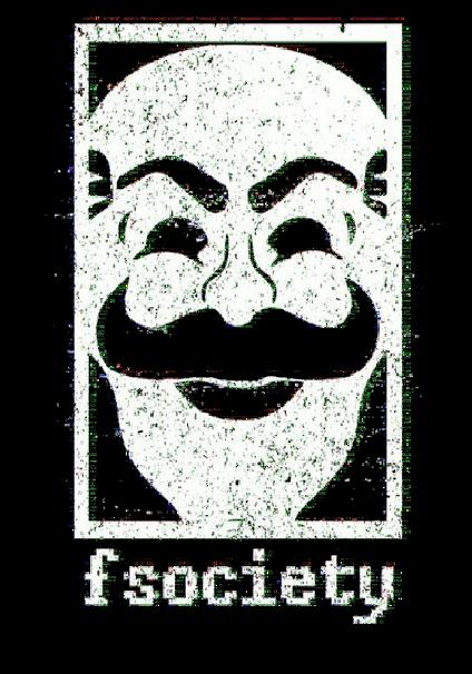 maglietta FSociety