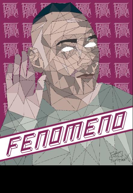 maglietta FENOMENO - BLACK TEESHIRT