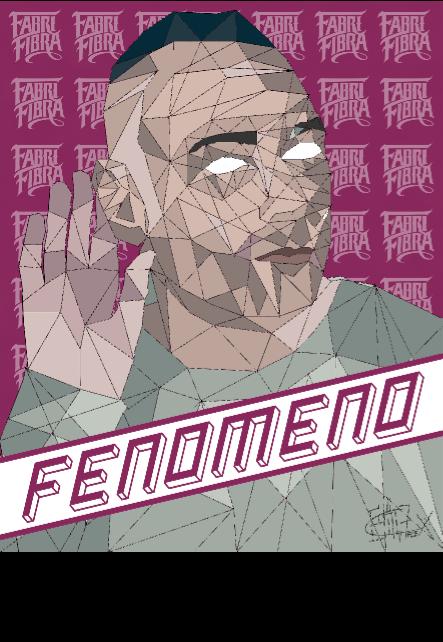 maglietta FENOMENO - BLACK TEEHOODIE