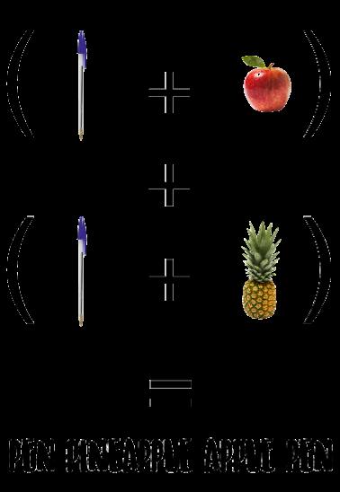 maglietta Pen Pineapple Apple Pen