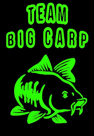 maglietta Team Big Carp