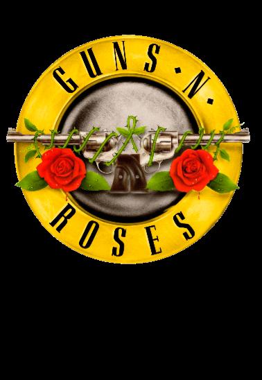 maglietta Guns n' Roses