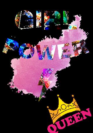 maglietta Girl power