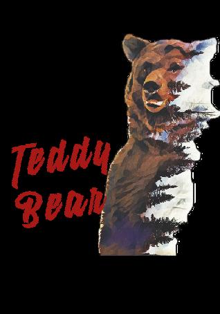 maglietta Bear