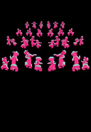 maglietta Pink Elephant