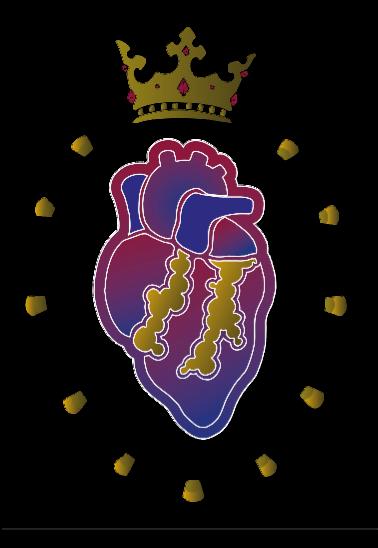 maglietta Black Heart