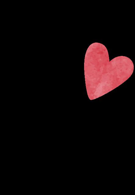 maglietta •Heart•