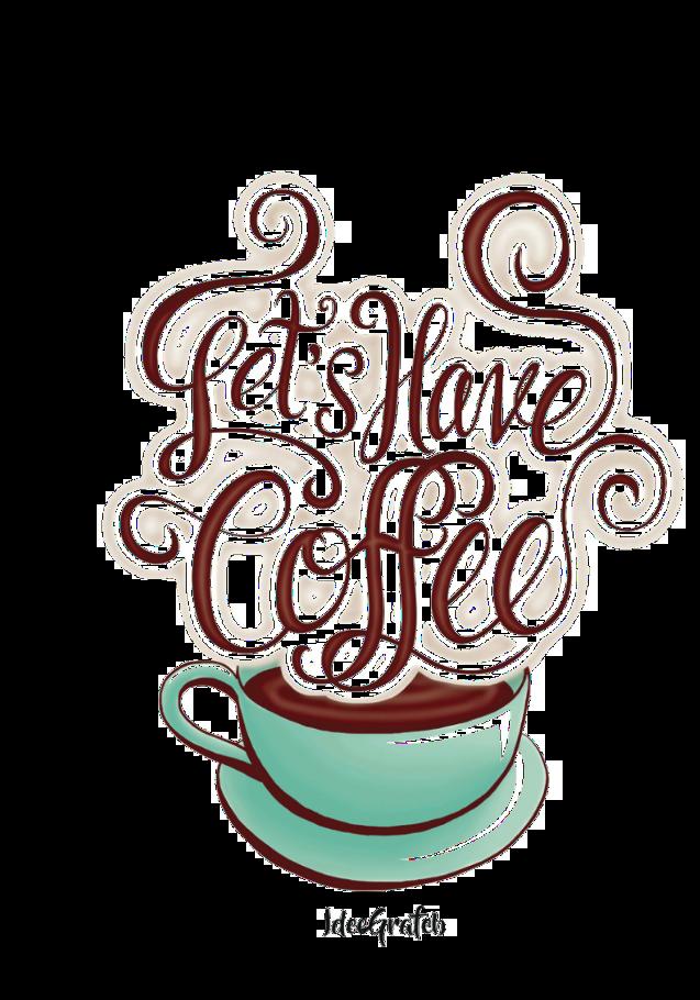 maglietta I love coffee
