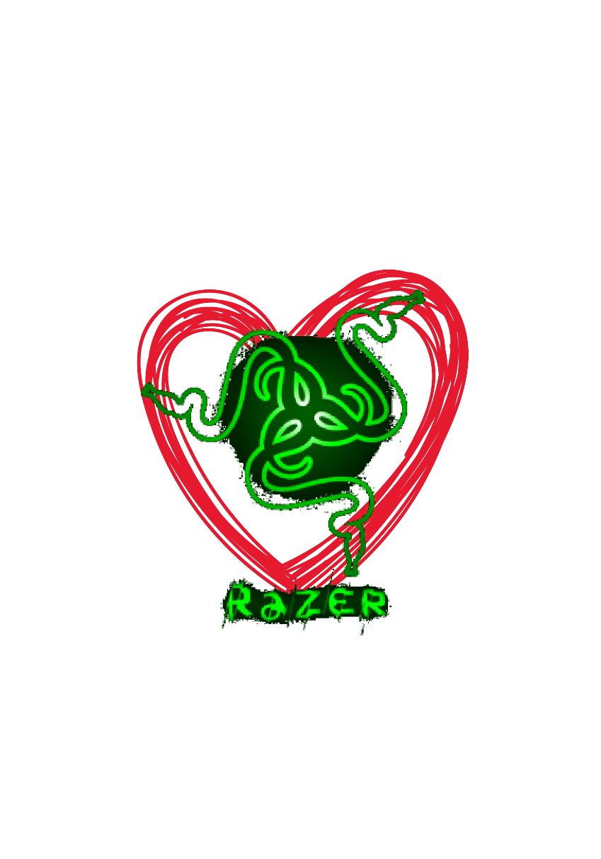 maglietta Razer ?