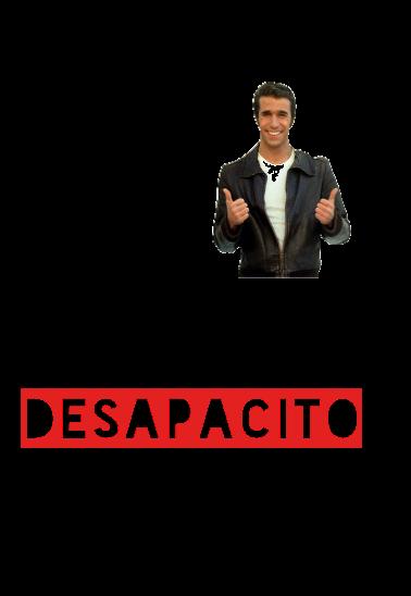 maglietta Despacito