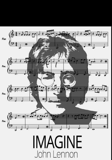 maglietta John Lennon