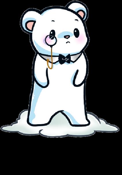 maglietta Polar Bear ??