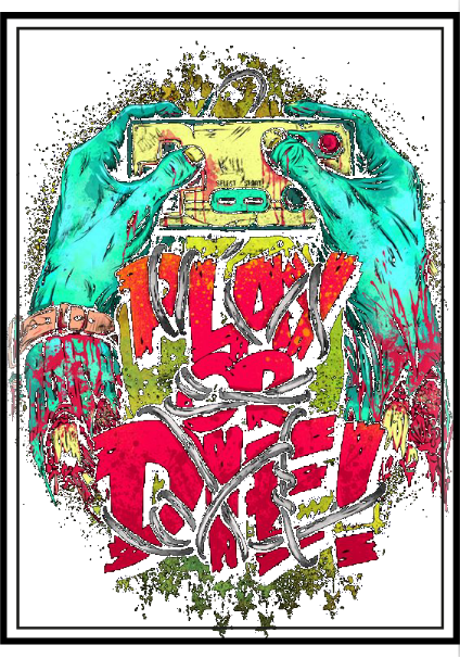 maglietta PlayorDie