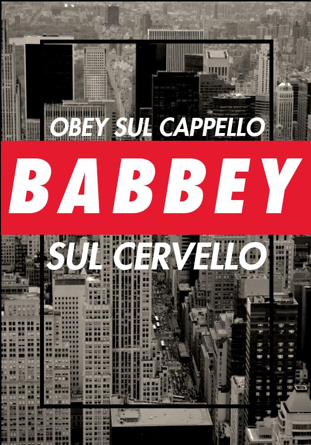 maglietta BABBEY
