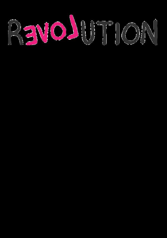 maglietta R'EVOL'UTION