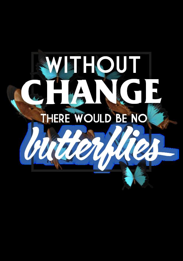 maglietta BITTERFLIES