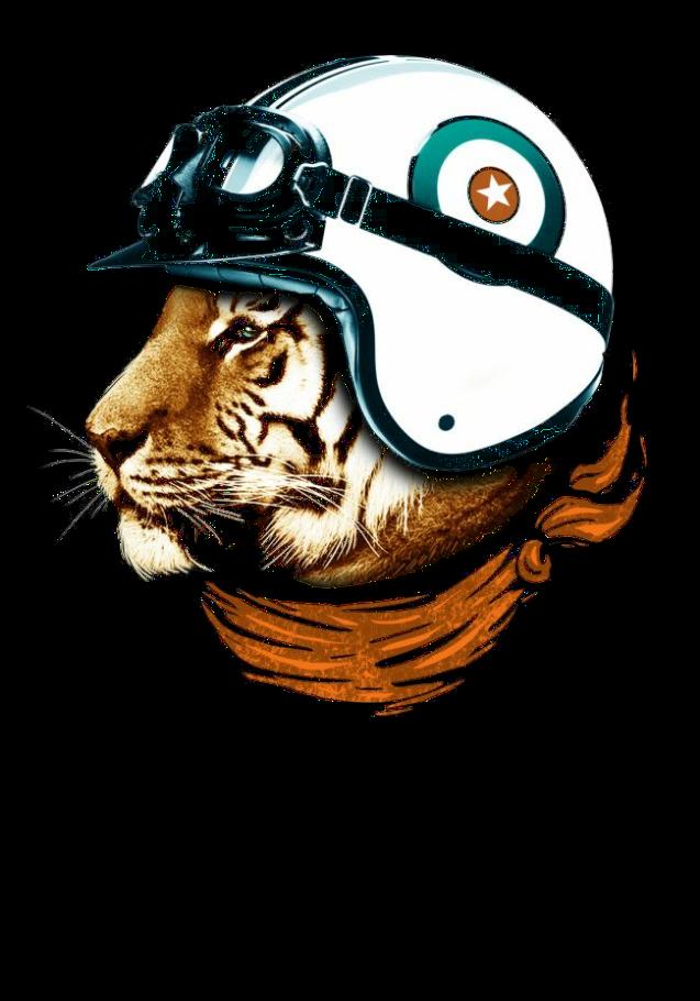 maglietta SWAG TIGER