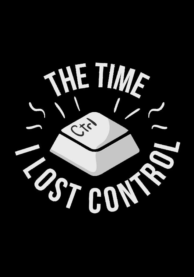 maglietta CONTROL