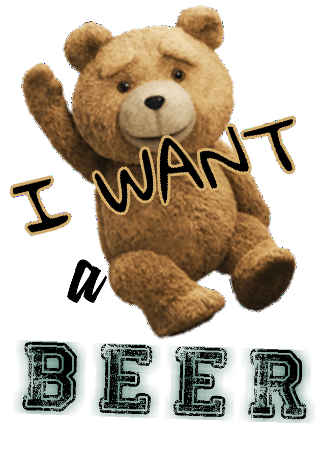 maglietta TED BEER