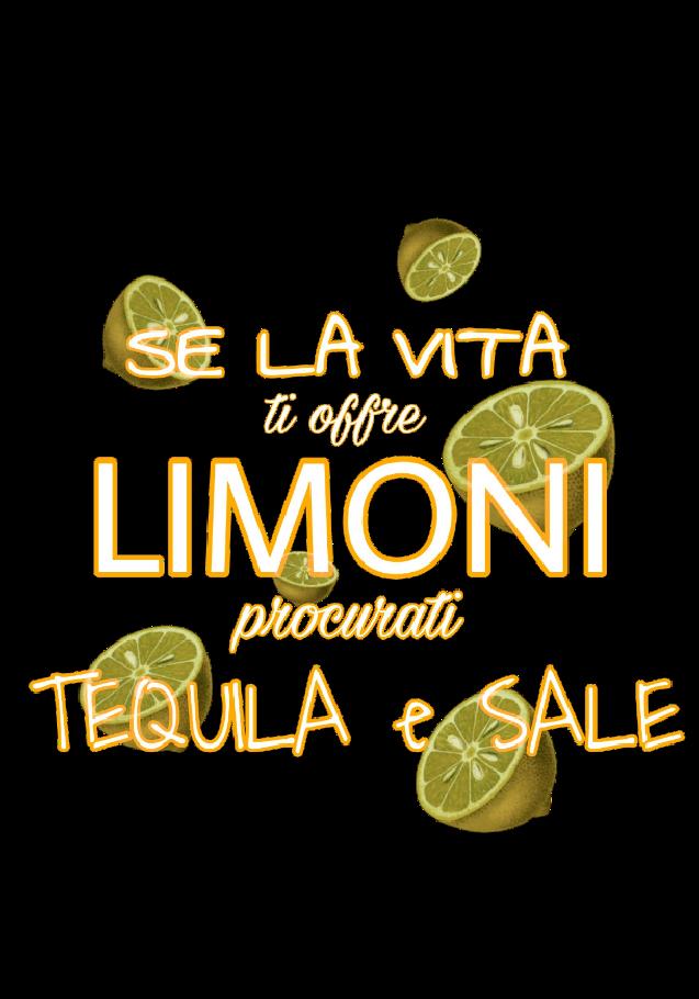 maglietta LIMONI