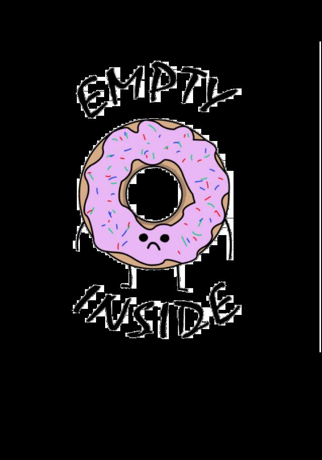maglietta EMPTY DONUT