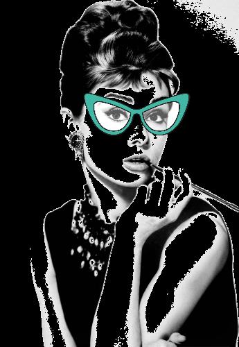maglietta Audrey Hepburn