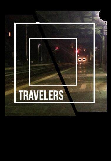 maglietta TRAVELERS