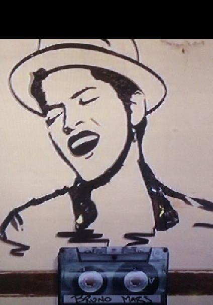 maglietta Bruno Mars