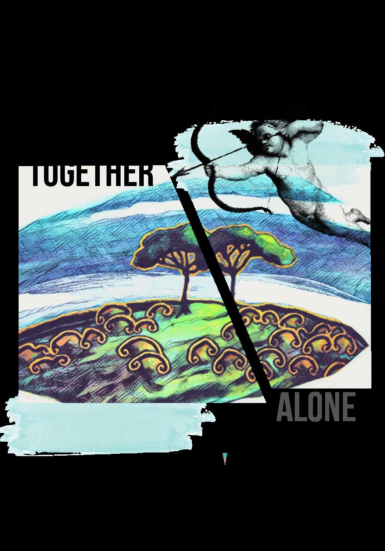 maglietta Together  / Alone