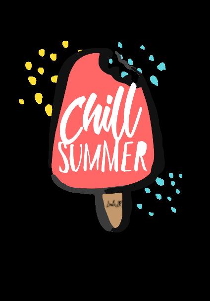 maglietta Chill Summer