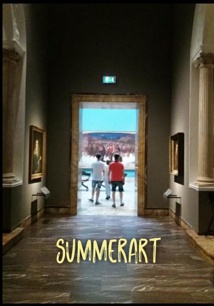 maglietta SummerArt