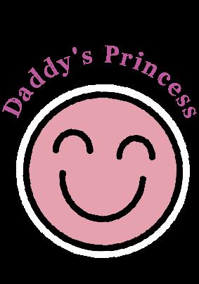 maglietta Daddy's Princess