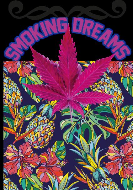maglietta Smoking Dreams 7h38