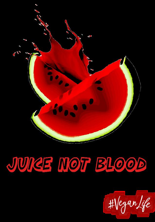 maglietta Notte Blood