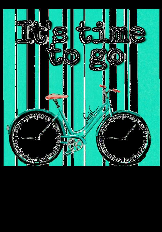 maglietta It's time to go