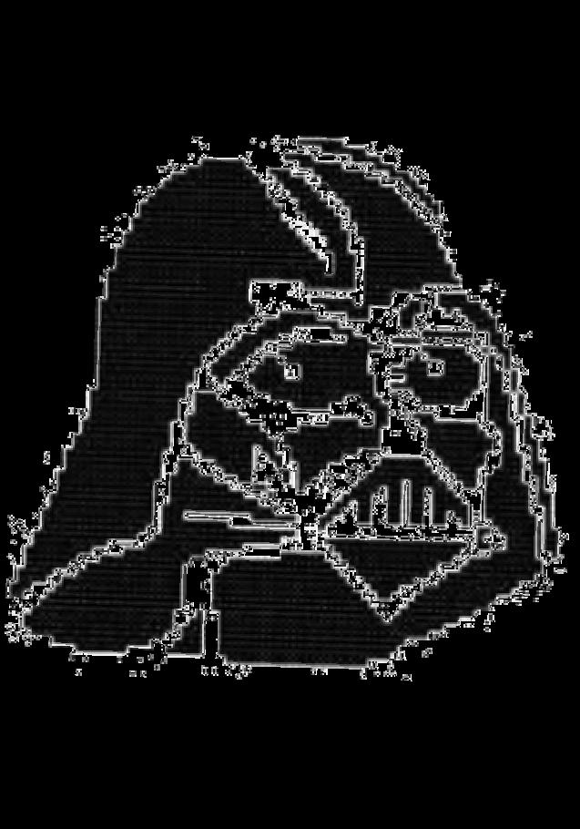 maglietta Darth Vader #2 Star Wars