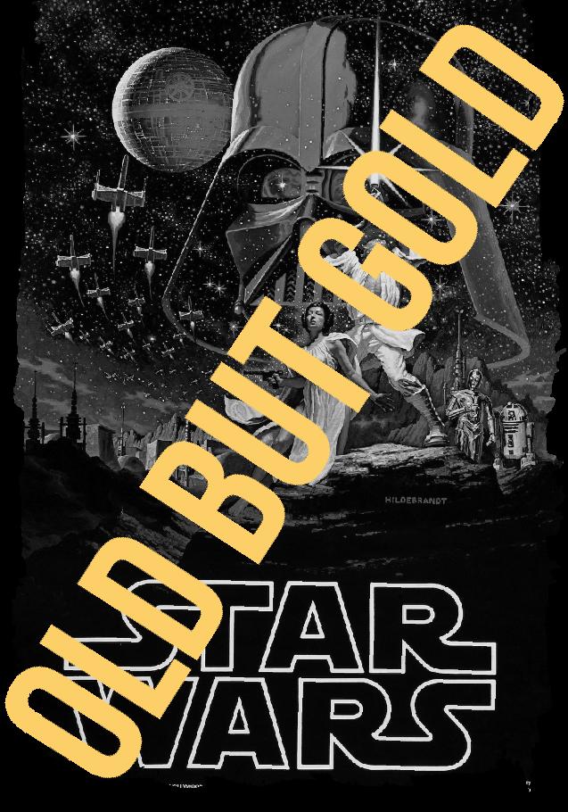 maglietta Star Wars Manifesto B&W