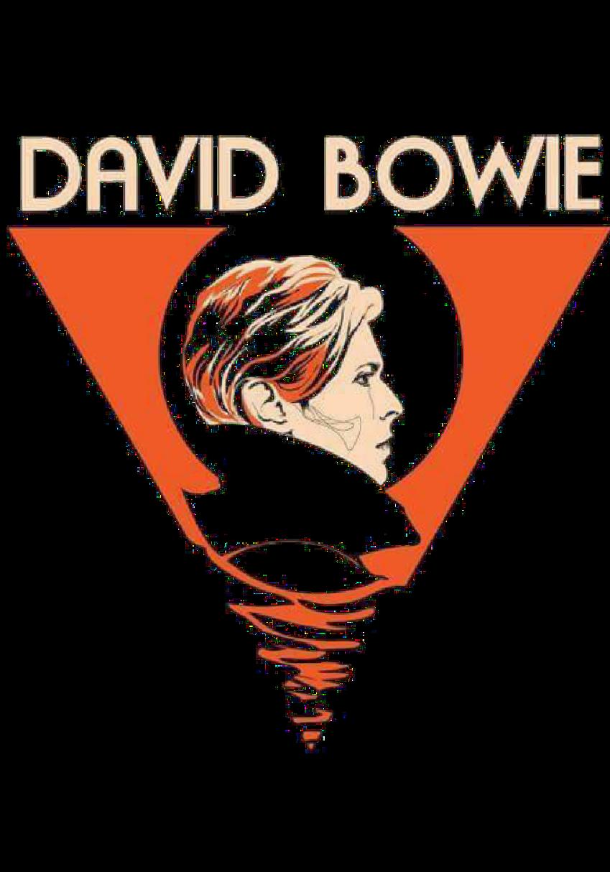 maglietta David Bowie