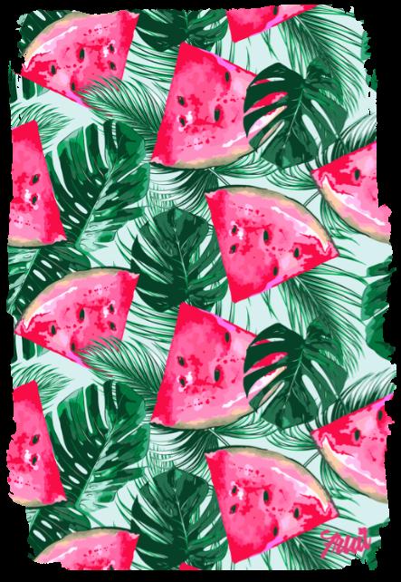 maglietta watermelon