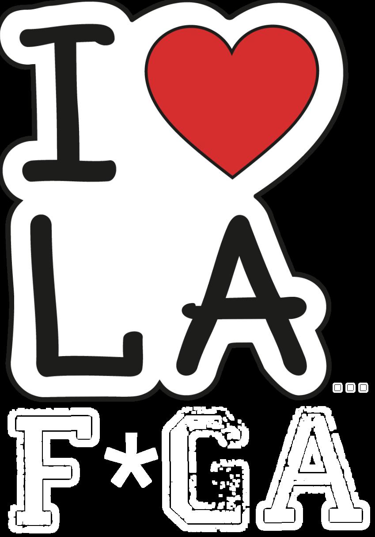 maglietta I love La...